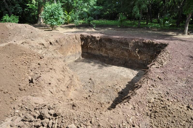 Swimming Pool Excavating : Updates gt r swimming pool excavation