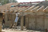 Updates > B: Steel and Timber Roof Structure